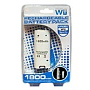1800mAh Rechargeable Battery Pack for Wii Controller (GM234)