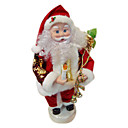 Santa Clause Christmas Ornament (LR025) (Start From 30 Units)-Free Shipping