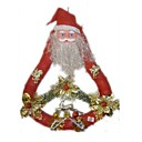 Santa Clause Christmas Ornament (LR045) (Start From 30 Units)-Free Shipping