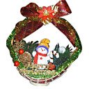 Elegant Christmas Holiday Gift Basket (HH021) (Start From 30 Units)-Free Shipping