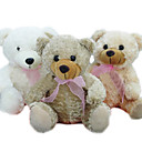 1 PC Plush Bear With Ribbon(Mr027)