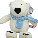 1 PC Polar Bear ,Plush(MR040)