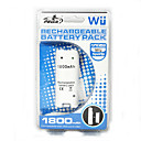 1800mAh Rechargeable Battery Pack for Wii (WXFJ002) (Start From 50 Units)