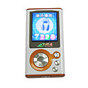 1gb de 1.8 pulgadas MP3 / MP4 Player con sintonizador de FM m4074