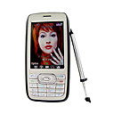 D2000 Tri-band Dual Sim Card TV Function Cell Phone SZR064