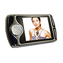 1gb 2.4-pulgadas MP3 / MP4 Player con lector de tarjetas Mini SD m4137