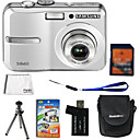 Samsung Digimax S860 8.3MP Digital Camera + 2GB SD Card + 6 Bonus