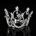 Royal Bridal Wedding Tiara (TYPJ063) (Start From 10 Units) Free Shipping