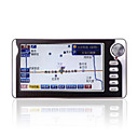 7-inch Car GPS HF-730 + 2GB SD Card and Free Map