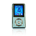 1GB 1.8-inch MP3 / MP4 Player with FM Radio Blue M4130