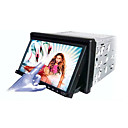 7-inch Touch Screen 2 Din In-Dash Car DVD Player TV and Bluetooth Function JZY-817