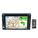 6.2-inch Touch Screen 2 Din In-Dash Car DVD Player Built-in GPS Function ML-A