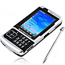 K915+ Quad Band Dual Sim Card TV Function Cell Phone Black SZR142 (Start From 3 Units) Free Shipping
