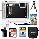 Olympus Mju 1030 SW 10.7MP Digital Camera + 2GB xD + Battery + 6 Bonus (SZW611)