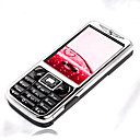 ZOHO V88+ Dual Card Quad Band TV Cell Phone Silver&black(SZR195)
