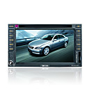 7-inch Touch Screen 2 Din In-Dash Car DVD Player TV and Bluetooth Function RTS-T620