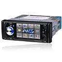 4.3-inch Touch Screen 1 Din In-Dash Car DVD Player TV and Bluetooth Function DT-4302