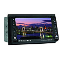 Pantalla táctil de 7 pulgadas 2 din in-Dash DVD Player Car -288 (szc602)