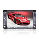 6.5-pulgadas de pantalla táctil 2 DIN In-Car Dash DVD Player TV y la función Bluetooth 266 (szc633)