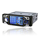 4-inch Touch Screen 1 Din In-Dash Car DVD Player Support Ipod DT-4001BI