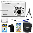 Kodak EasyShare M893 IS 8.3MP Digital Camera with 2.7-inch LCD + 2GB SD + Battery + 6 Bonus (SZW663)