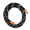 3M HDMI Cable Male to Male 28AWG for PS3 DVD HDTV(Z-301)