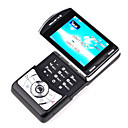 FLY - YING F620 Dual Card Quad Band TV Side Slide Phone Silver&Black