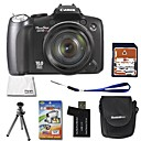 Canon PowerShot SX10 IS 10.0MP Digital Camera with 2.5-inch LCD + 8GB SD + 6 Bonus (SZW715)