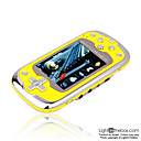 4GB 2.8-inch MP3/ MP4 Players With Digital Camera &amp; Card Slot Four Colors Available (SZM098)