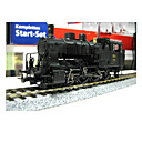 HO Scale Train Model-E4/4Steam Locomotive