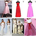 Unique and Fashionable Dresses for Wedding / Party 6 Pieces Per Package (HSQC008)