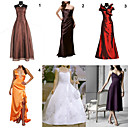 Unique and Fashionable Dresses for Wedding / Party 6 Pieces Per Package (HSQC043)