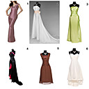 Unique and Fashionable Dresses for Wedding / Party  6 Pieces Per Package (HSQC055)