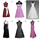 Unique and Fashionable Dresses for Wedding / Party 6 Pieces Per Package (HSQC039)