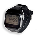 2-in-1 Bluetooth Handsfree Wristwatch headset with Clock and Caller ID