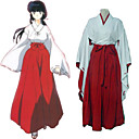 inuyasha Kikyo cosplay cosplay traje (qyyf008)