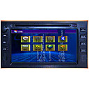 6.5-polegadas touch screen 2 din no carro-trao dvd player para Volkswagen Passat 00-04 com funo do GPS
