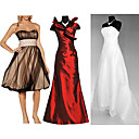 Unique and Fashionable Dresses for Wedding / Party 3 Pieces Per Package (HSQCX009)