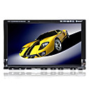 7-inch touch screen 2 din in-dash auto dvd speler tv en bluetooth functie ak-7002b
