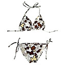 Hot Popular Two Piece Bikini Swimwear Swimsuit, Size M, L, XL (AMS039)