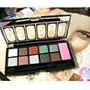 20pcs Aolili 10 Colors Eyeshadow Palette