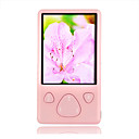 4GB 2.4&quot; TFT Display MP3/MP5 Player Pink (SK-819)
