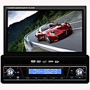 7-inch - touch screen - 1 din auto dvd speler - dual zone gps-systeem fy8700