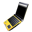 Free shipping- Eee PC with 10.2&quot;TFT/1.6G CPU/1GB RAM/160GB SATA HDD/Wifi/Webcam - Laptops Bag gift