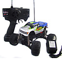 1:18 Scale 4WD Electric Racing MONSTER TRUCK (YX00075)