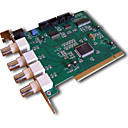 4 canali cctv dvr pci ch card e software (xh-0.717)