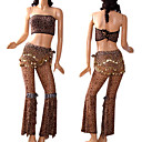 Sexy Belly Dancewear Top Pants SetB (LYY004)