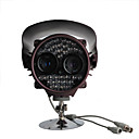 420TVL 1/4 Sharp CCD 60M Night Vision Distance IR Waterproof Wired Camera (ABC030)