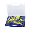 Tool Set With Plastic Box for Gift-Free Shipping(0588-DLM1008)