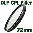 emolux digitale lp cpl 72mm filter (smq5520)